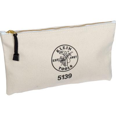 Klein Tools® Canvas Zipper Bag 5139