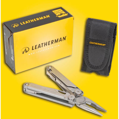 Leatherman® Wave®+ Stainless Steel 18-in-1 Multi-Tool
