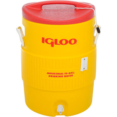 Igloo 4101 - Beverage Cooler, Insulated, 10 Gallons