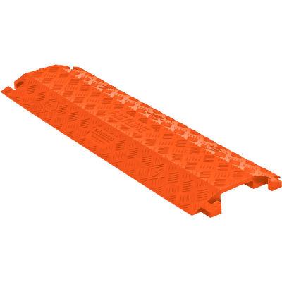 "Fastlane® Drop Over Cable Protector 1 CH 10.75""W - Orange"