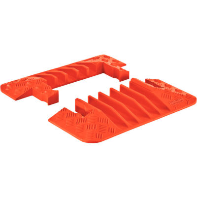 Guard Dog® 5 CH End Cap-Orange