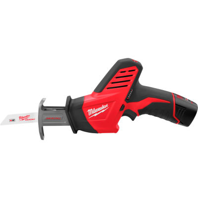 Milwaukee® 2420-21 M12™ HACKZALL® Cordless Reciprocating Saw Kit