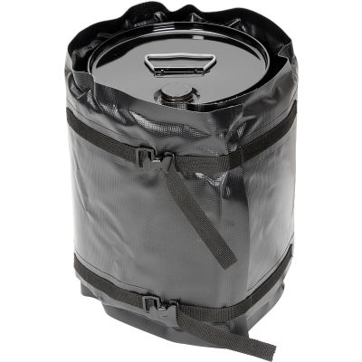 Powerblanket® Insulated Drum Heater For 5 Gallon Drum, 100°F Fixed Temp, 120V