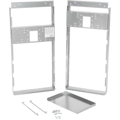 Elkay Mounting Frame For Soft Sides & SwirlFlo Two-Level Water Coolers - MF200
