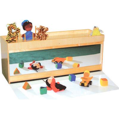 Wood Designs™ Infant Pull-Up Storage