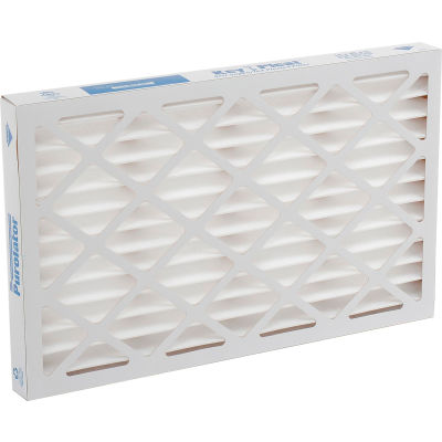 "Purolator® 5251104790 Self Supported Pleated Filter 16""W x 25""H x 2""D - Pkg Qty 12"
