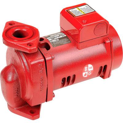 Maintenance-Free Series PL™ Cast Iron Circulator PL 55 Pump 1BL032 - 2/5HP, 115V