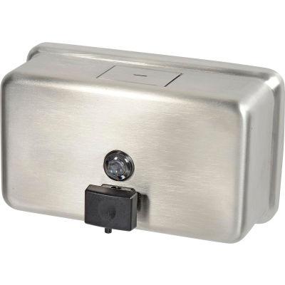 Bobrick® ClassicSeries™ Surface Mounted Horizontal Soap Dispenser - B-2112