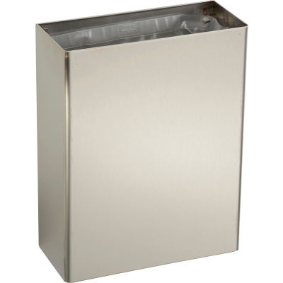 Bobrick® ClassicSeries™ Surface Wall Mounted Waste Receptacle