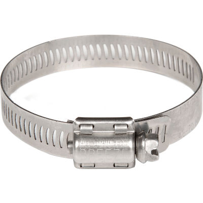 """Breeze Power Seal Clamp - 3-9/16"""" Min - 4-1/2"""" Max - Pkg of 100"""
