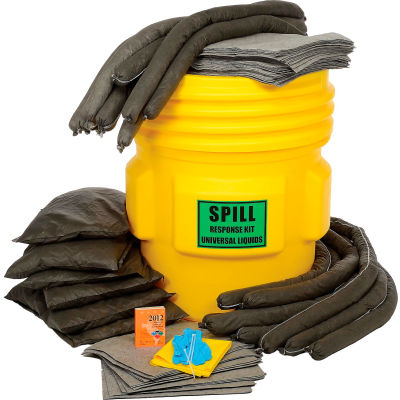 Chemtex SPK65-U Overpack Spill Kit, Unviersal, 65-Gallon