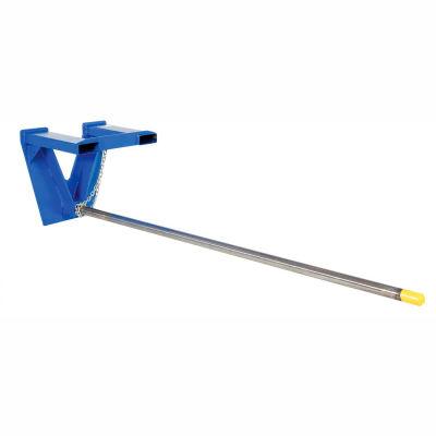 """Fork Mount Inverted Forklift Rug Ram Carpet Pole CRP-108 108""""L"""