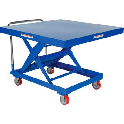 Spring Counterbalanced Cart 2000 Lb. Capacity SCSC-2000-4848