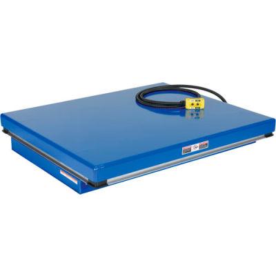 Rotary Air Powered Hydraulic Scissor Lift Table AHLT-4048-3-43 48x40