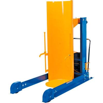 HDD-48-10-P Portable Hydraulic Drum Dumper