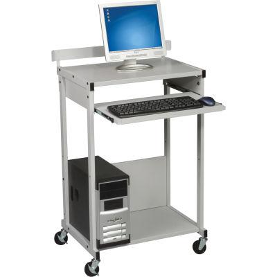 """Balt® 25983 Max Stax Multipurpose Cart, 42-1/2""""H x 25-1/8""""W x 20""""D, Gray"""