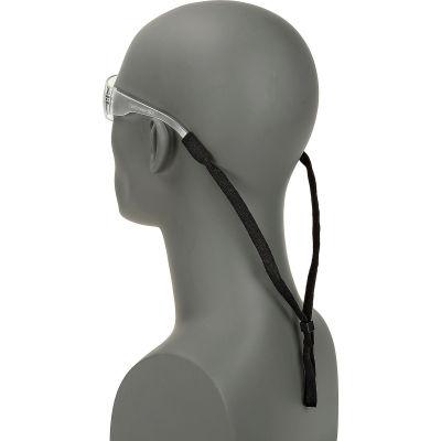 Safety Glasses Lanyard, ERB Safety 15716 - Black - Pkg Qty 12