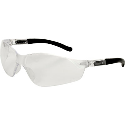 Inhibitor® Safety Glasses, ERB Safety, 17969 - Clear Frame, Clear Lens
