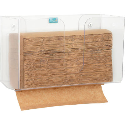 TrippNT 51912 Single Dual-Dispensing Paper Towel Holder