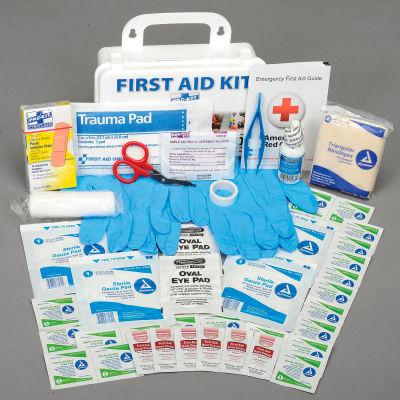 Pac-Kit® Weatherproof Plastic ANSI Plus Pac-Kit® #10 First Aid Kit