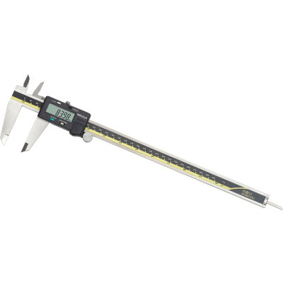 Mitutoyo 500-193-30 Digimatic 0-12''/300MM Stainless Steel Digital Caliper