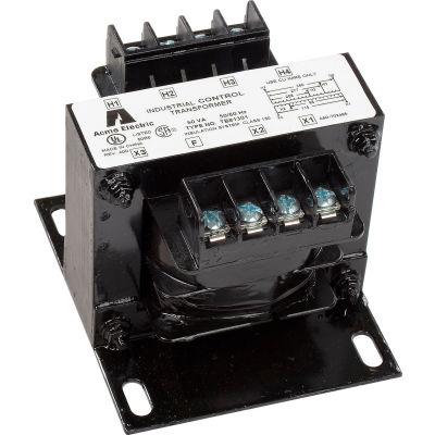 Acme Electric TB81301 TB Series, 50 VA, 208/277/380 Primary Volts, 115/95 Secondary Volts
