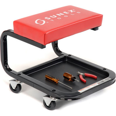 Sunex Tools 8507 Padded Creeper Seat