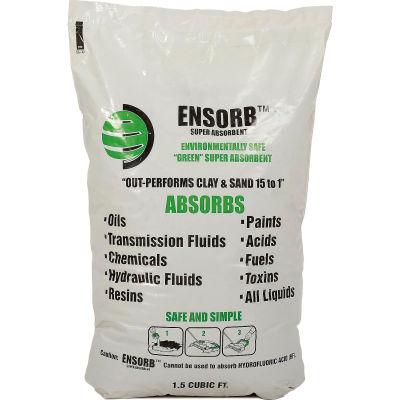 ENPAC® ENSORB® Super Absorbent, 1.5 Cubic Foot Large Bag