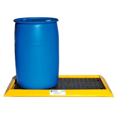 ENPAC® 5755-YE-G 2 Drum SpillPal™ with Grate
