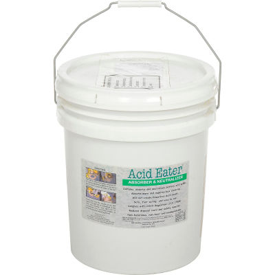 Acid Eater Absorber & Neutralizer, 5-Gallons, Clift Industries 1001-004
