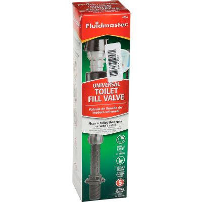 Fluidmaster Universal Toilet Tank Fill Valve