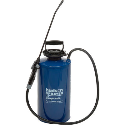 H.D. Hudson 62062 Bugwiser® 2 Gallon Landscaping & All Purpose Epoxy Coated Tank Pump Sprayer