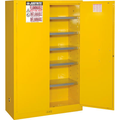Flammable-OSHA Cabinets | Cabinets-Paint & Ink | Justrite ...