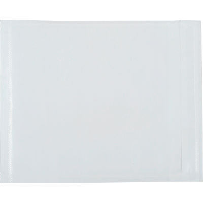 """Packing List Envelopes, 4-1/2""""L x 5-1/2""""W, Clear, 1000/Pack"""