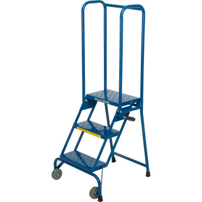 3 Step Modified Lock-N-Stock Folding Ladder - LS32410