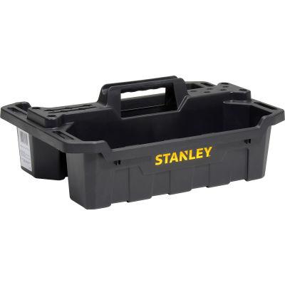 """Stanley STST41001 19-1/2"""" x 13-1/4"""" x 7-3/4"""" Tool Tray W/Ergonomic Handle"""