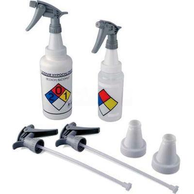 Bel-Art Polypropylene Trigger Sprayers with 53mm Adapter 116200050, 2/PK