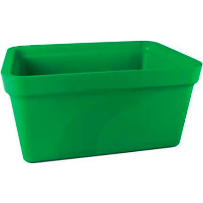 Bel-Art Magic Touch 2™ Ice Pan without Lid 168079904, 9.0 Liter, Green, 1/PK