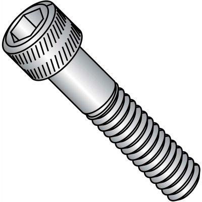 Socket Cap Screw - M6 x 1.00 x 16mm - Steel - Black Oxide - Class 12.9 - FT - UNC - 100 Pk