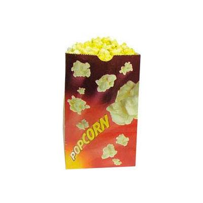 BenchMark USA 41285 Popcorn Butter Bags 85 oz 100/Bags