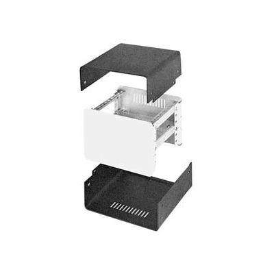 """Bud Cs-11204-Bt Champion Series Electronics Cabinet 9"""" W X 8"""" D X 4"""" H - Min Qty 2"""