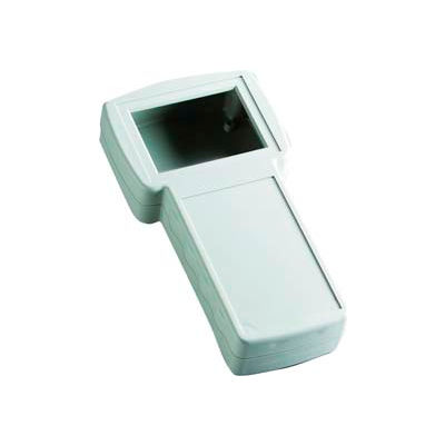 """Hand-Held Grabber G 827"""" Lx433"""" Wx159""""H Lt Gray W Lcd Cutout Recessed Top/Battery-Min Qty 6"""
