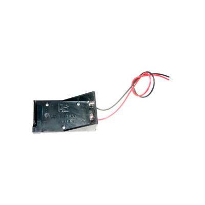 Bud HH-3634 Battery Holder 1 - 9V