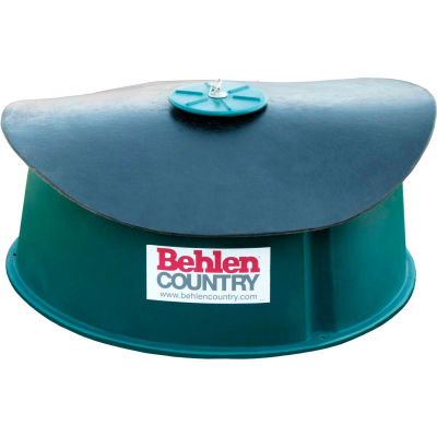 Behlen Country Super 3 Block Mineral Feeder, Green
