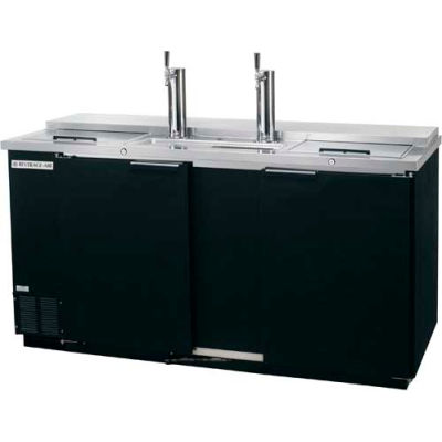 "Draft Direct Draw Dispensers DD Series, 69""W - DD68HC-1-C-B"
