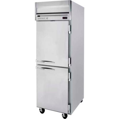 "Reach-in Freezer Horizon Series Solid & Half-Solid Doors, 26""W - HFP1HC-1HS"