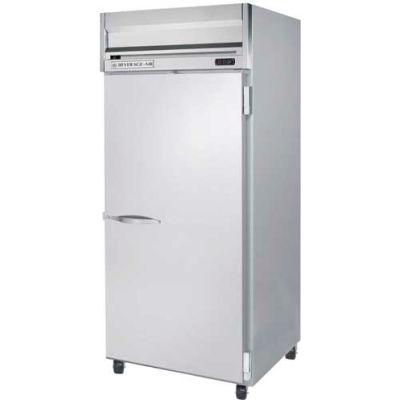 """Reach-in Freezer Horizon Series 1 Solid Door, 35""""W - HFP1WHC-1S"""
