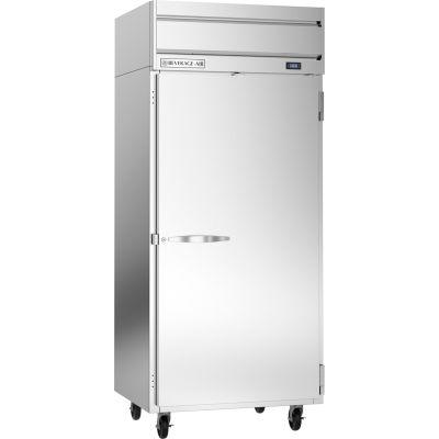 """Reach-in Freezer Horizon Series Solid & Half-Solid Doors, 35""""W - HFS1WHC-1S"""