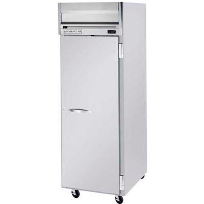 Beverage Air® HR1HC-1S Reach In Refrigerator 24 Cu. Ft. Stainless Steel