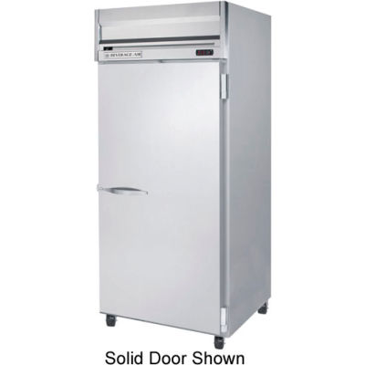 Beverage Air® HRP1WHC-1G Reach In Refrigerator 34 Cu. Ft. Stainless Steel